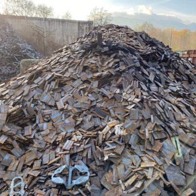 Recupero correttivo fonderie e colaticcio Brescia, Reco Metal Trading