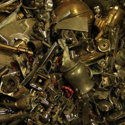 Recupero ottone e colaticcio Brescia, Reco Metal Trading
